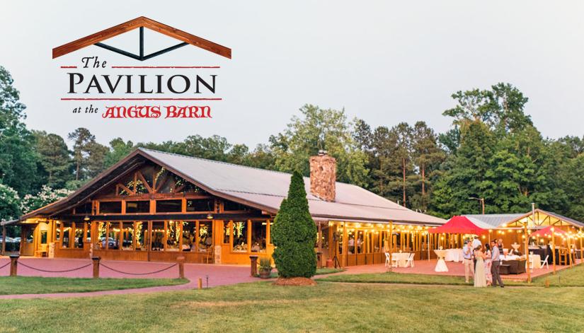 Pavilion At Angus Barn Raleigh Nc Weddings Banquets