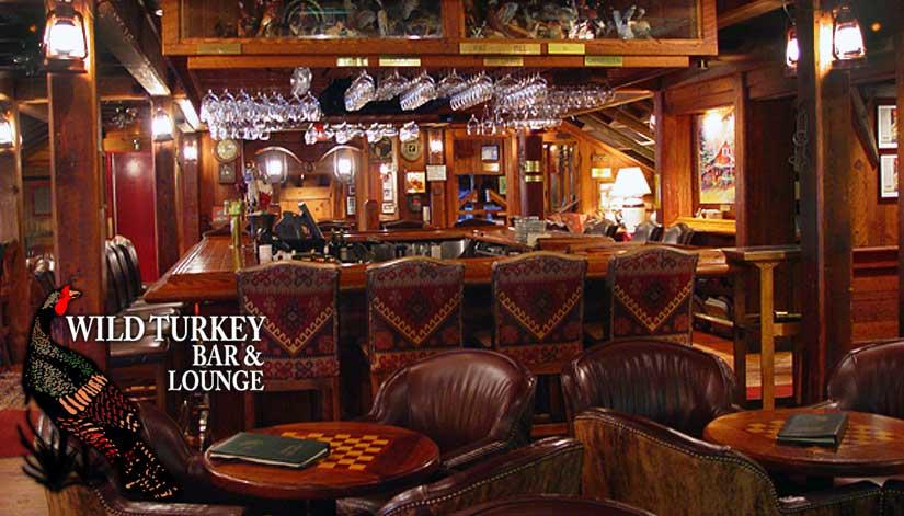 Angus Barn Wild Turkey Lounge Best Steaks Fine Wines